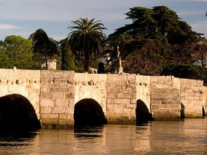 A Ramallosa bridge http://www.baiona.org